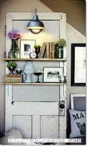 vintage shelving ideas 10 ideas on how to recycle doorsoreeko oreeko