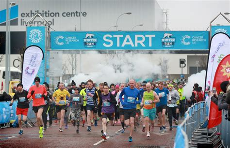 themed running events uk runners storm the streets of liverpool for the inaugural