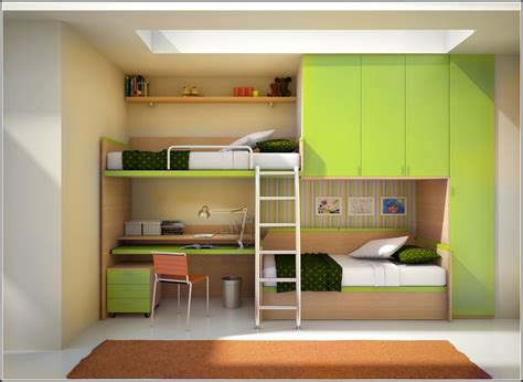 boys bed with desk set the kids bedroom with the bunk bed with desk to save
