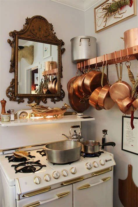 Decorating A Kitchen With Copper | copper craze 43 ways to embrace this home decor trend