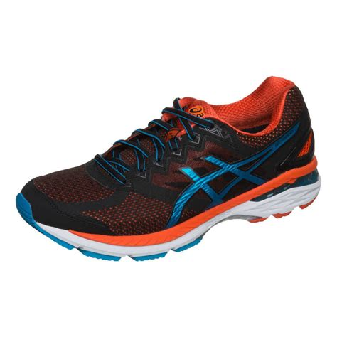 The Enligne Flames Shoes asics gt 2000 homme black blue orange