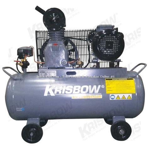 Kompor Induksi Krisbow harga spesifikasi krisbow compressor 1hp 60l 10bar 220v
