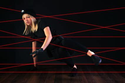 security laser manufacturer regrets leaving secret