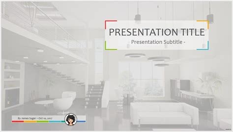 Free Interior Design Ppt 69836 Sagefox Powerpoint Templates Interior Design Presentation Templates