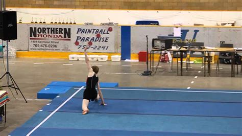 Gymnastics Level 3 Floor Routine by S Gymnastics Floor Routine Level 4