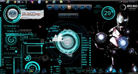 download themes for windows 7 iron man download gratis tema windows 7 iron man 3 theme for