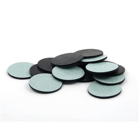 22mm self adhesive rubber pads