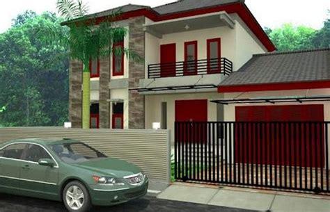 desain atap rumah cantik fasad rumah cantik dengan atap tarik fasad rumah 2702