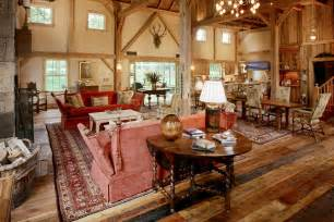 Pole Barn Homes Interior home and house interior decoration old barns converted into homes