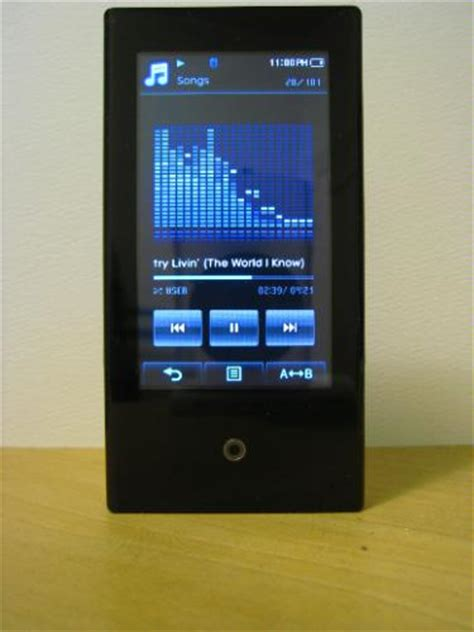 On With Samsungs P2 Portable Media Payer by Samsung P2 8 Gb Touchscreen Bluetooth