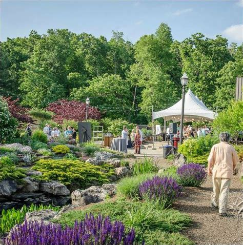 Botanical Gardens Of The Ozarks Greening Of The Garden Event Set For May 9 At Botanical