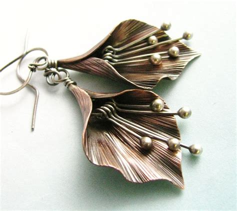 Handmade Metal - 25 unique metal jewelry ideas on diy metal