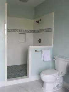 Shower Pans With Bench Sliced Sea Green Pebble Tile Shower Pan Subway Tile Outlet