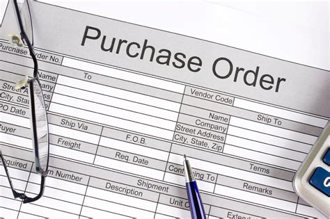order a purchase order basics for small business paychex