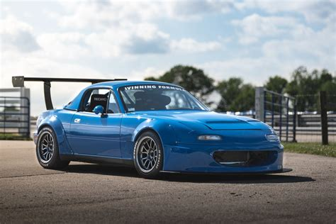 widebody miata the winning formula s 480hp ls3 swapped and widebody miata