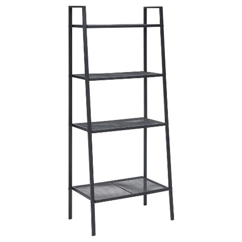 4 tier metal shelving convenience concepts target