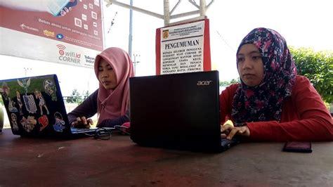 Wifi Corner wifi corner kung umkm goes digital plut dinas koperasi umkm kencang berselancar