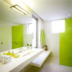 Modern Bathroom Green Small Bathroom Inspiration With Light Green Color Schemes