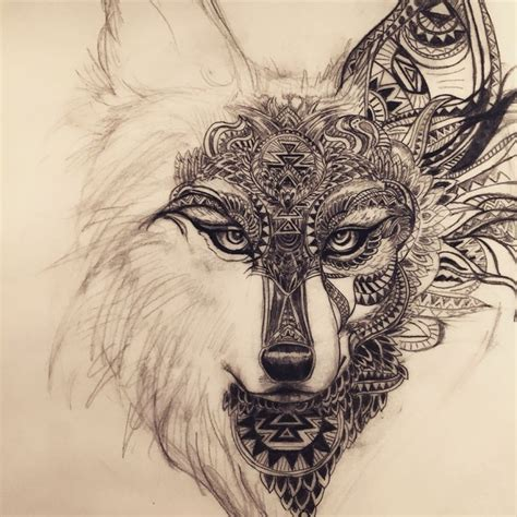 amazing wolf tattoo designs 1000 ideas about wolf design on tribal