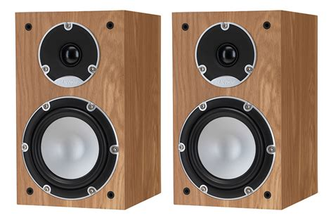 tannoy mercury 7 1 light oak bookshelf speakers pair