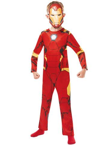 iron man child costume party delights