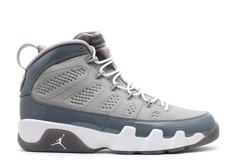 Air Grey air 9 retro gs quot cool grey 2012 release quot air