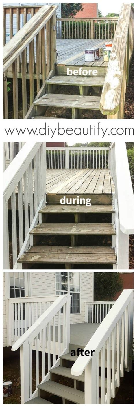 porch and patio paint best 25 painted decks ideas on