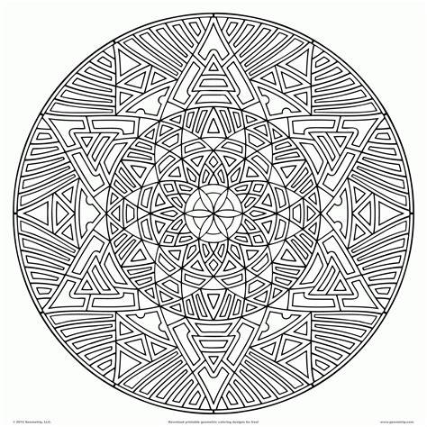 geometric shapes coloring pages pdf geometric shapes coloring pages 6913 geometric pattern