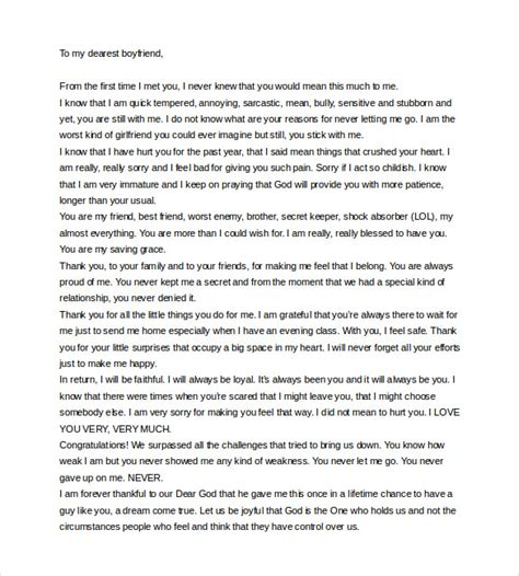Closing Letter Boyfriend how to write a letter your boyfriend in cover
