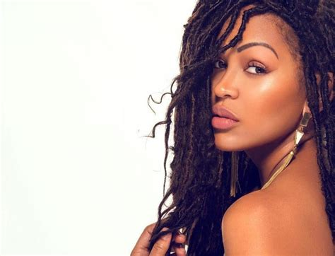 meagan good for goddess faux locs caign bellanaija january2016 these caign images of meagan good for goddess locs are