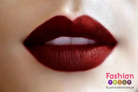 dark shades of red different types looks of red lipstick shades colors