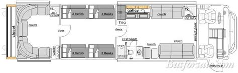 tour bus floor plan www pixshark com images galleries tour bus floor plan www pixshark com images galleries