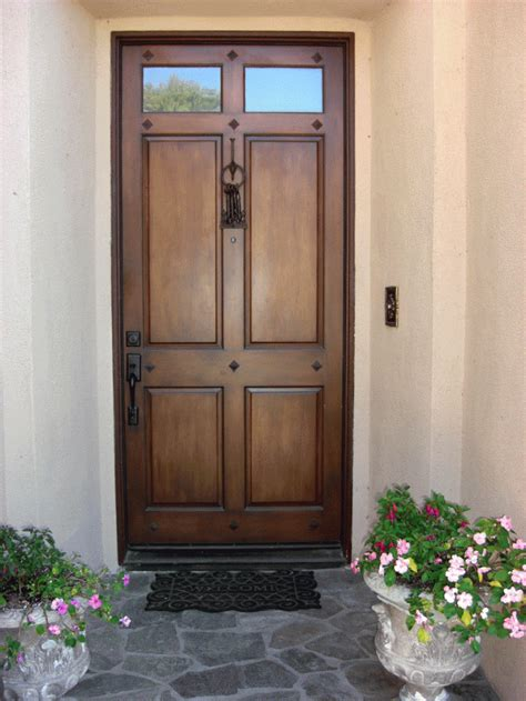 Exterior Door With Transom Exterior Marvelous Front Doors With Unique Design For Your Homes Teamne Interior