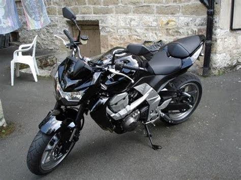 125er Motorrad Führerschein Ab 16 by Kawasaki Z750 Abs 35kw Youtube