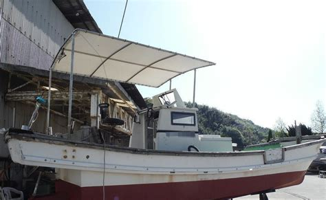 used boats for sale japan yamaha fishing boat inboard used boat in japan for sale