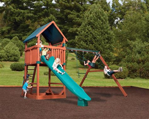 swing sets okc olympian treehouse jumbo playsets outdoor playsets