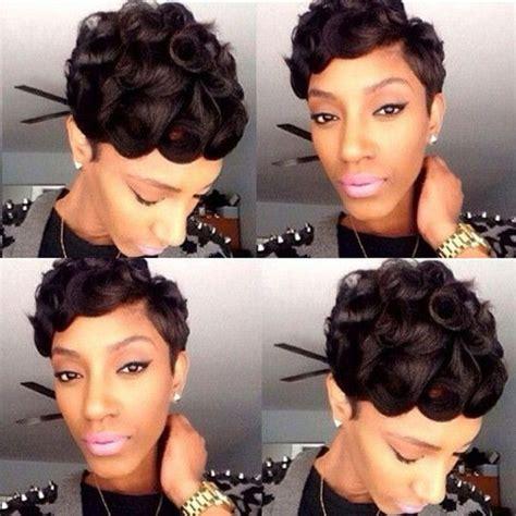 diy hairstyles for short african american hair 25 cool african american pixie haircuts for short hair