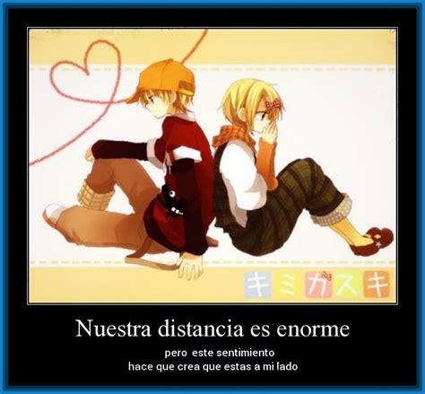 imagenes de amor a distancia anime fotos de animes con frases tristes archivos imagenes de