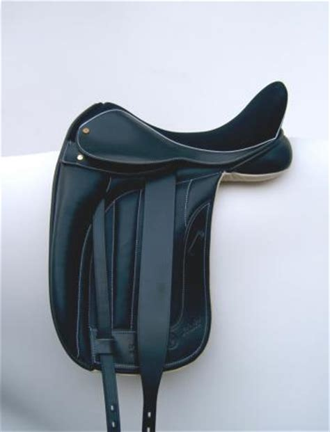 Most Comfortable Dressage Saddle by Dressage Saddle Range The Vinici Dressage Saddle Black