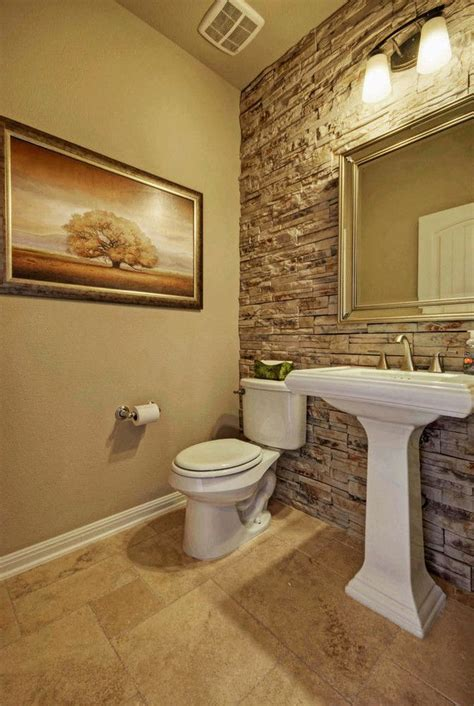 tile accent wall in bathroom best 25 stone accent walls ideas on pinterest diy