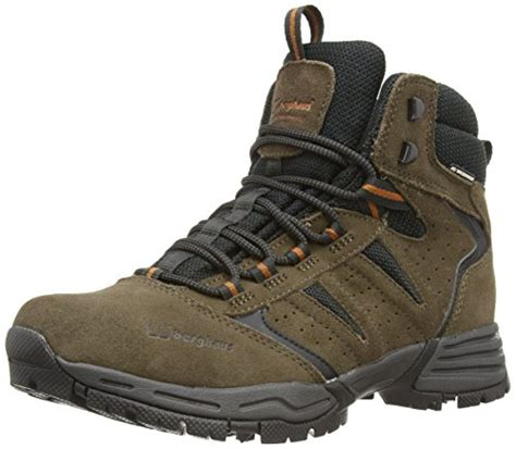 hiking shoes for mountain biking berghaus s expeditor aq trek high rise hiking shoes
