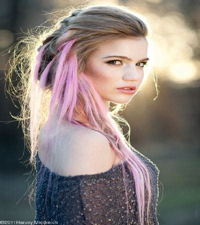 cute hairstyles for long hair teenage girls 2013 angelic