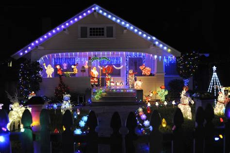 what do blue christmas lights mean lights and outdoor decorations