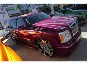 Cadillac Modified Most Reliable Cars Cadillac Escalade Modified
