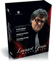 Lennart Green Master File 4 Dvd Set Dvd Magic Tutorial Sulap lennart green s master file 4 dvd set
