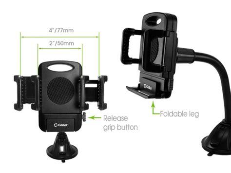 Universal Smartphone Nec Holder cellet car windshield dashboard universal phone holder