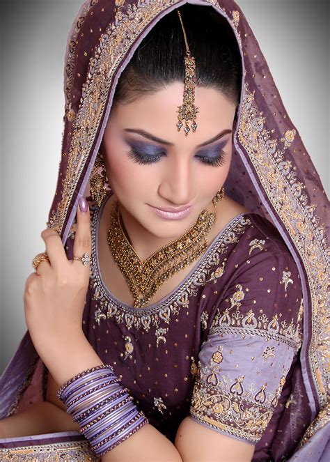 bridal indian makeup