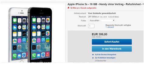 iphone 5s preis ohne vertrag 396 iphone 5s ohne vertrag schn 228 ppchen am 11 11 2017