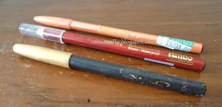 Pensil Alis Lyra racun warna warni on budget
