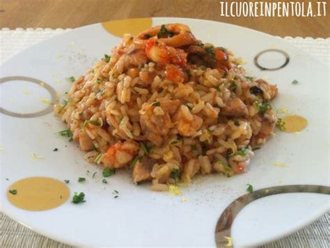 come si cucina il risotto ai frutti di mare ricetta giorno risotto ai frutti di mare live sicilia